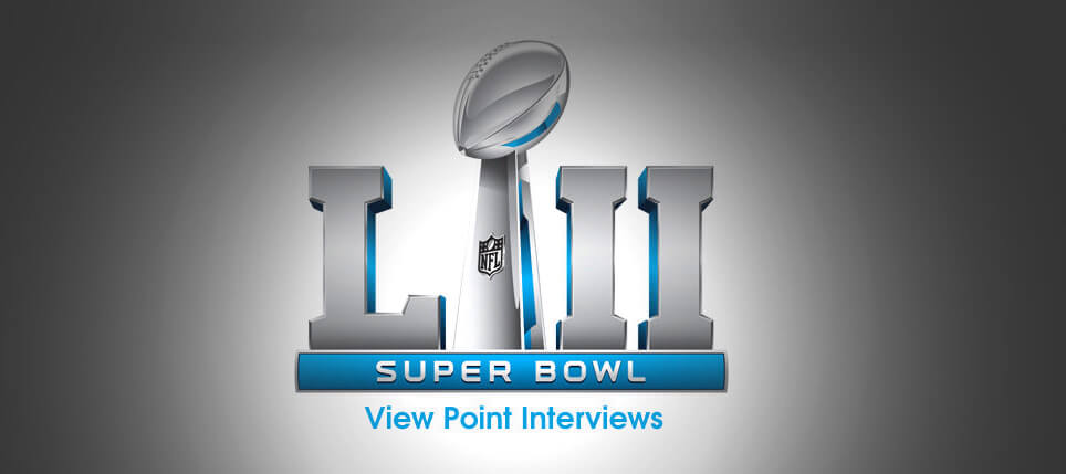"View Point: Super Bowl Andrew Ladden, Madras ""Of course, great work trumps everything. No pun intended."""